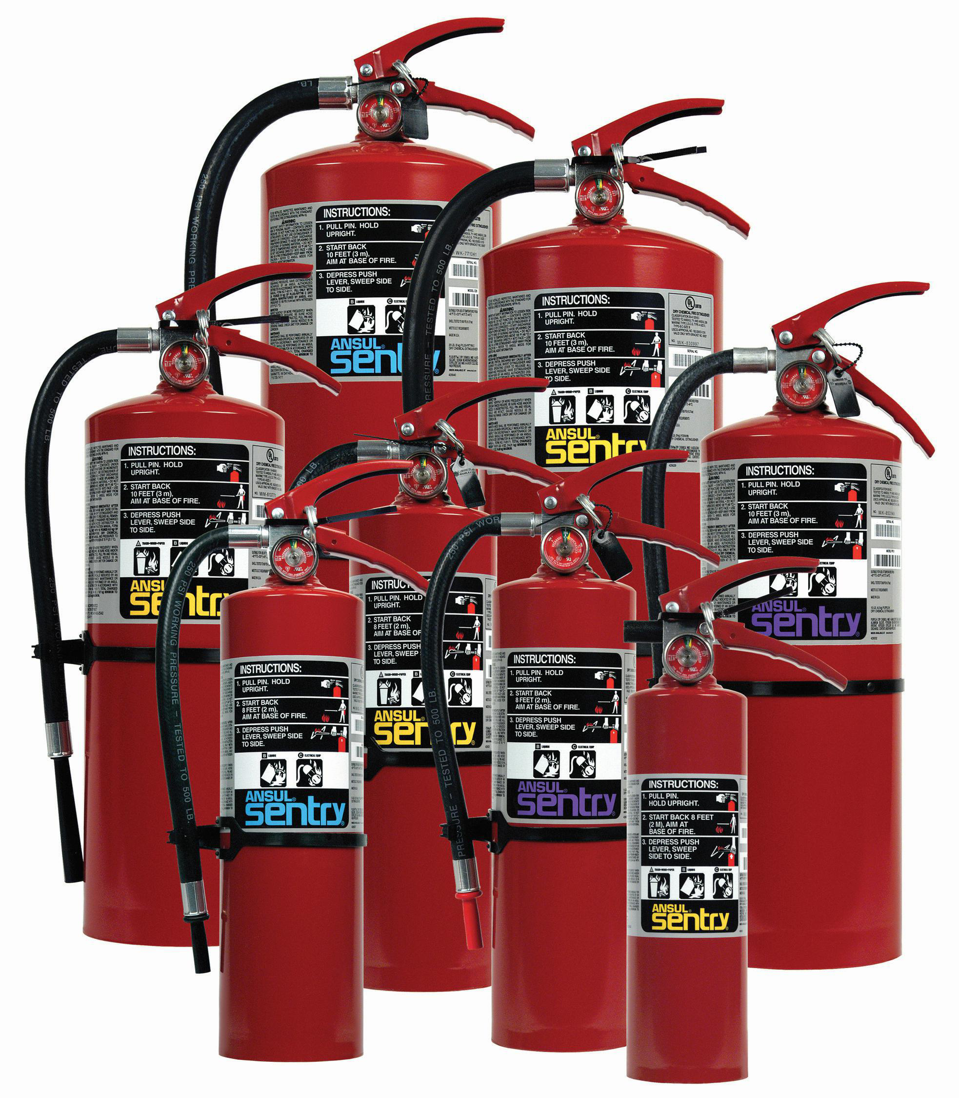 Fire Extinguishers 1